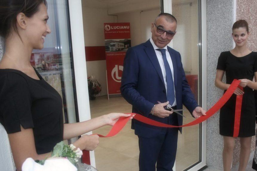 Il Gruppo LUCIANU prosegue nell'espansione della propria organizzazione con l'apertura della nuova filiale di Cagliari.