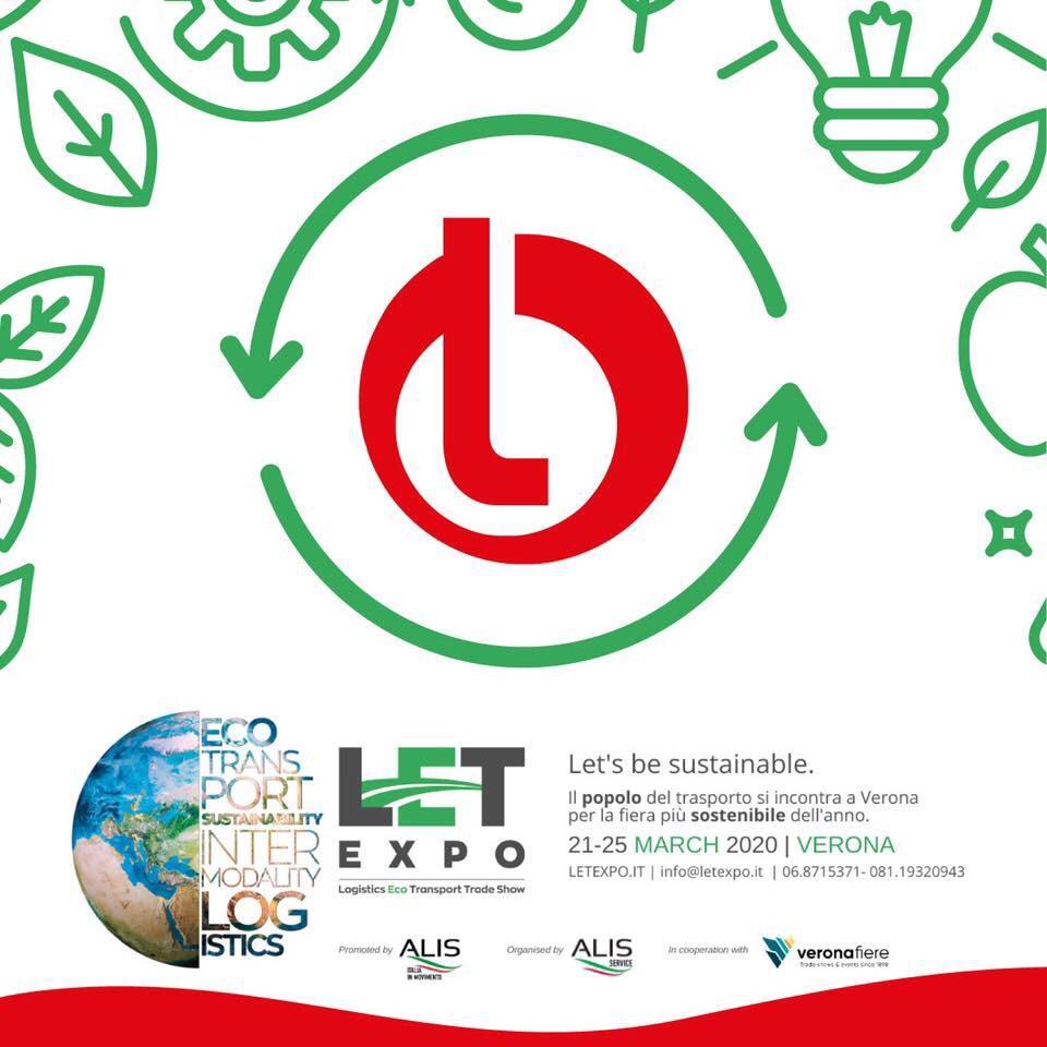 Il Gruppo Lucianu dal 21 al 25 Marzo 2020 al LETEXPO di Verona