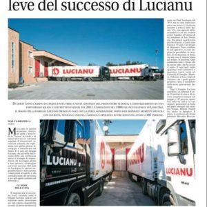 Il Mondo dei Trasporti parla di Lucianu