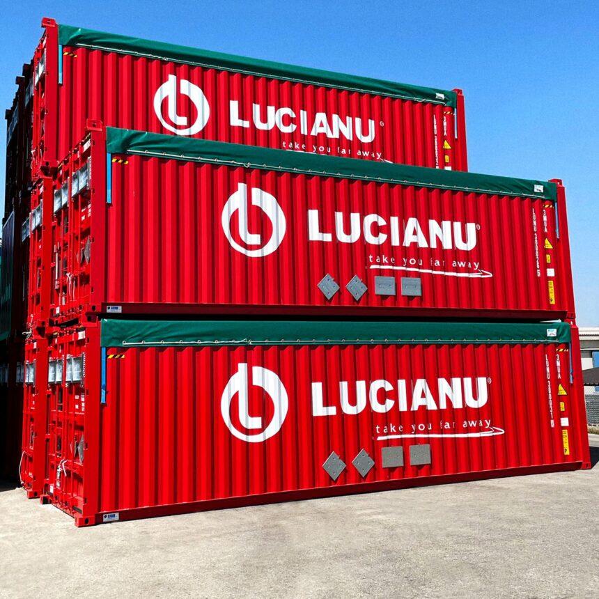 Rinnovo parco mezzi: nuovi container